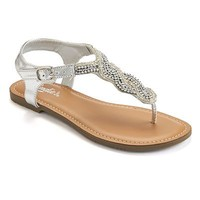 Candie's® Embellished Sandals - Women