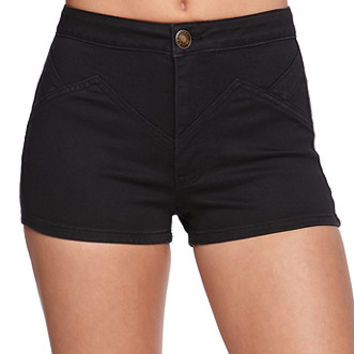 Kendall and Kylie Super High Rise Shorts at PacSun.com