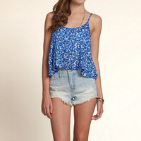 Dana Strands Cropped Cami