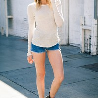 Skylar Knit Top
