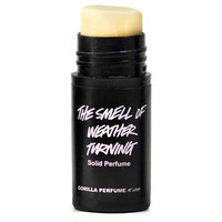 THE SMELL OF WEATHER TURNING SOLID PERFUME