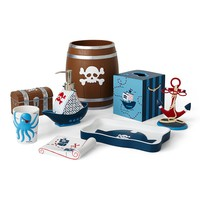 Kassatex Pirates Bath Accessories