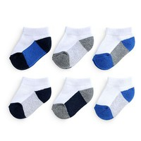 SONOMA life + style® 6-pk. Cushion Socks - Boys