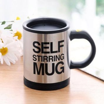 Colorful Self Stirring Mug / Coffee Mug