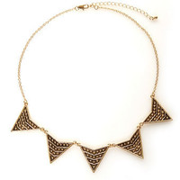 Cute Arrow Necklace - Gold Necklace - Silver Necklace - $13.00