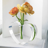 Blooming Heart Vase