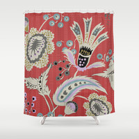 Karan Shower Curtain by Simi Design