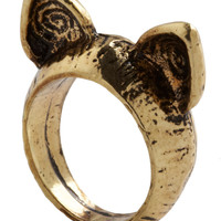 Ear the Call of the Wild Ring | Mod Retro Vintage Rings | ModCloth.com