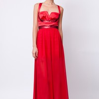Dress - Ghia - red by Adolfo Sanchez