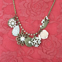 sirenlondon — Secret Garden Necklace