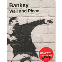 Banksy: Wall & Piece Book - Urban Outfitters