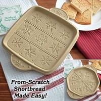 Shortbread Pans @ Fresh Finds