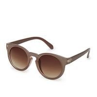 F0662 Cool Girl Round Sunglasses