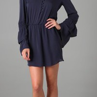 Parker Double Flared Sleeve Dress | SHOPBOP