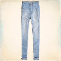Hollister Natural Waist Jegging