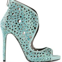 PHILIPP PLEIN 'Shiny Star' boot