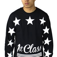 All Star Long Sleeve Shirt in Black
