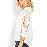 Crochet Dreams Knit Top