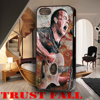 Dave Matthews Band Art for iPhone 4, iPhone 4s, iPhone 5 /5s/5c, Samsung Galaxy S3, Samsung Galaxy S4 Case