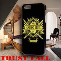 Hanzo Steel for iPhone 4, iPhone 4s, iPhone 5 /5s/5c, Samsung Galaxy S3, Samsung Galaxy S4 Case