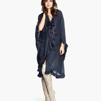 Tunic with Tassels - from H&M