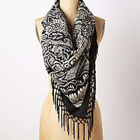 Madison Tassel Scarf