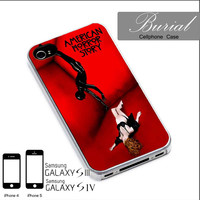 American Horror Story Case For iPhone 4/4S,iPhone 5,iPhone 5S,iPhone 5C,Samsung Galaxy S2/S3/S4,Galaxy S4 Mini