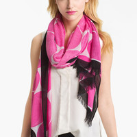 kate spade new york 'deborah' dot scarf | Nordstrom