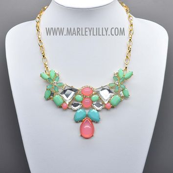 You Can Call Me Queen Bee Statement Necklace | Free Shipping | Marley Lilly