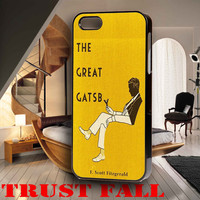 The Great Gatsby for iPhone 4, iPhone 4s, iPhone 5 /5s/5c, Samsung Galaxy S3, Samsung Galaxy S4 Case