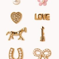 Sugar Town Mix-And-Match Stud Set