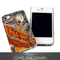 Fall Out Boy for iPhone 4, iPhone 4s, iPhone 5 /5s/5c, Samsung Galaxy S3, Samsung Galaxy S4 Case