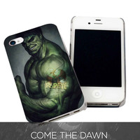 Hulk Popeye for iPhone 4, iPhone 4s, iPhone 5 /5s/5c, Samsung Galaxy S3, Samsung Galaxy S4 Case