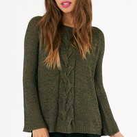 My Flare Lady Sweater $62