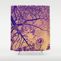 Dream Shower Curtain by Yoshigirl