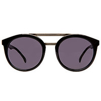 The Black Lagoon Sunglasses in Black