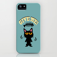 Give Me! iPhone & iPod Case by BATKEI