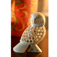 Novica Mother Owl Sculpture | Decorative Accessories| Home Decor | World Market