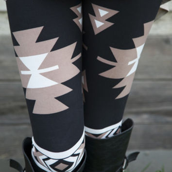 Awahnee Aztec Leggings