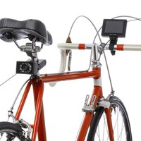 Rearview Bike Camera @ Sharper Image