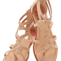 BC Footwear Campfire State of Mind Sandal in Peach | Mod Retro Vintage Sandals | ModCloth.com