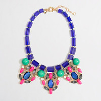 Factory stone and crystal statement necklace - Necklaces - FactoryWomen's Jewelry - J.Crew Factory