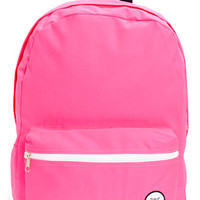 Zine Neon Pink Backpack
