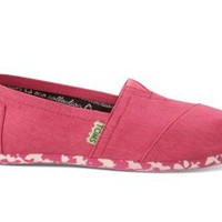 Pink Earthwise PLUSfoam Vegan Women's Classics