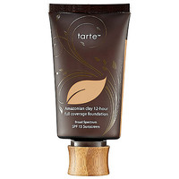 Sephora: Tarte : Amazonian Clay 12-Hour Full Coverage Foundation SPF 15 : foundation-makeup