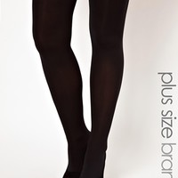 Pretty Polly Curves Mock Suspender Tights