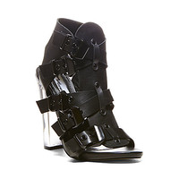 Steve Madden - TMADRID BLACK LEATHER