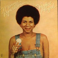 "Minnie Riperton - ""Perfect Angel"" 1st Press 12"" Vinyl LP 1974 US Epic KE 32561"