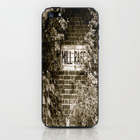 Mill Race iPhone & iPod Skin by Hoshizorawomiageteiru