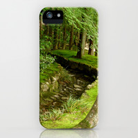 Ginkakuji no Mori iPhone & iPod Case by Hoshizorawomiageteiru